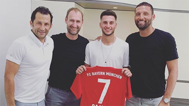Leon Dajaku wechselt zur U23 des FC Bayern