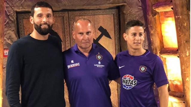 Nicolas Sessa wechselt zum FC Erzgebirge Aue